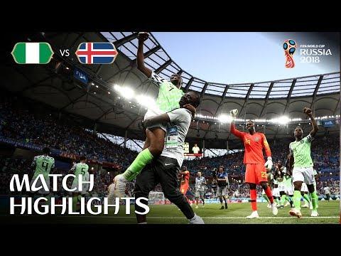 Xxx Mp4 Nigeria V Iceland 2018 FIFA World Cup Russia™ Match 24 3gp Sex