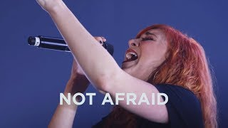 Jesus Culture - Not Afraid (Live)