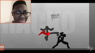 The Imitator collab by shuriken255 Reaction