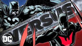 BATMAN vs BATMAN BEYOND