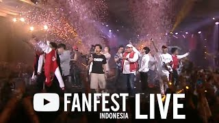 YouTube FanFest Indonesia 2016 Livestream