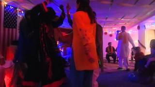 Maryam Mendhi Dance
