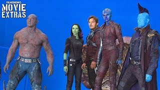 Go Behind the Scenes of Guardians of the Galaxy Vol. 2 (2017)
