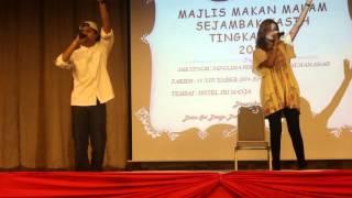 B-heart Feat Azeera - Kehilangan live at Sri Manja Boutique Hotel