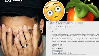 Music Producers! DO NOT Pirate or Borrow FL Studio! How I Almost Got SUED!