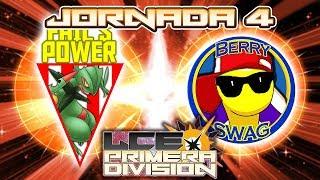 LCE Primera División Temporada 4 Jornada 4 | FAIL´S POWER VS BERRY SWAG (Failbor VS J15)