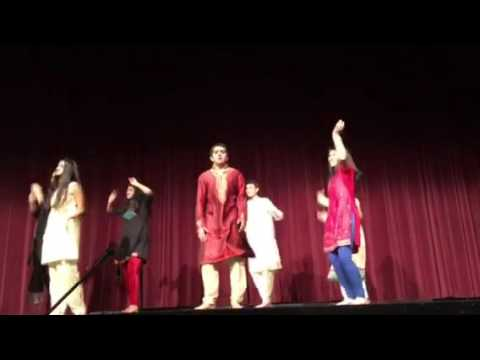 ANHS Indian Club Dance