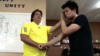 Gary Lam Wing Chun Seminar 2013: Pak Sau Demonstration Part 1
