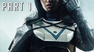 DESTINY 2 Walkthrough Gameplay Part 1 - Homecoming (PC)