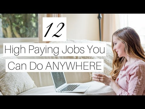 Xxx Mp4 12 Highest Paying Work At Home Jobs Of 2018 3gp Sex