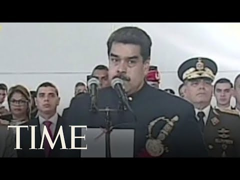 Xxx Mp4 Maduro Responds To Reports That Trump Wanted To Invade Venezuela TIME 3gp Sex