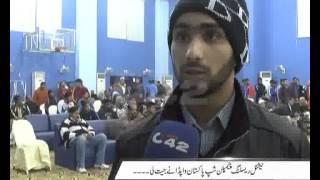 Punjab College Pakistan Wapda Won National Wrestling Championship Pkg By Amir Raza City42
