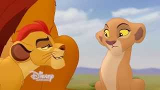 The Lion Guard Clip: Kiara's Morning Lesson