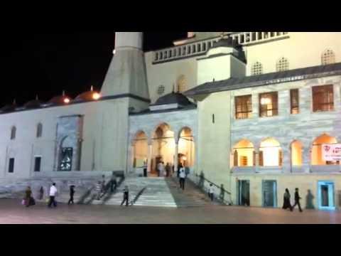 2012 Ramazan ayı ilk teravih namazı ezanı ALİ TEL den