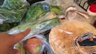 Ufak Saglikli Market Alisverisi