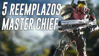 Los 5 Posibles REEMPLAZOS de Master Chief
