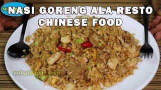 Nasi goreng chinese food ala resto