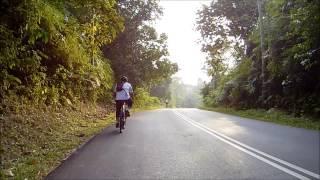 Sg Kechil - Bkt 300 - Lubuk Buntar - Pmtg Kerat Telunjuk - Bandar Baharu MTB Ride