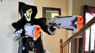 Nerf War:  The Reaper Works for the Game Master? (2019)
