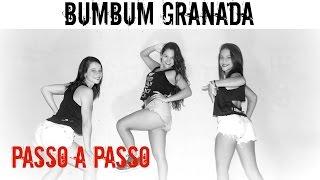 Vídeo Aula Mcs Zaac e Jerry - Bumbum Granada (Coreografia Camila Carmona)