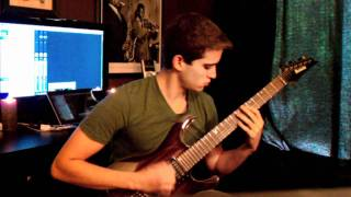 ELITIST- Caves (Guitar Run-Through)
