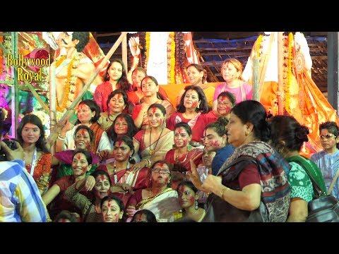 Xxx Mp4 Rani Mukerji Sharbani Mukherjee Sumona Chakravarti At Narth Bombay Durga Puja Visarjan Part 3 3gp Sex