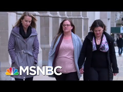 Xxx Mp4 Ex Child Mission Members Speak Out On Alleged Sex Abuse Velshi Ruhle MSNBC 3gp Sex