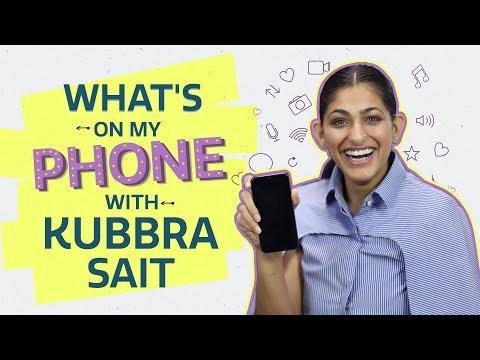 Xxx Mp4 What S On My Phone With Kubbra Sait Sacred Games Pinkvilla Netflix 3gp Sex