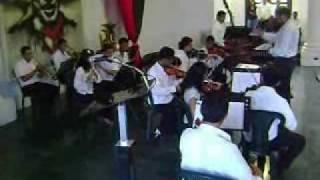 Orquesta Escuela Nacional de Música de Nicaragua