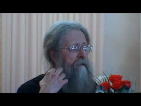 The Ladder, Part 2. The First Steps. Archpriest Gennady Fast.