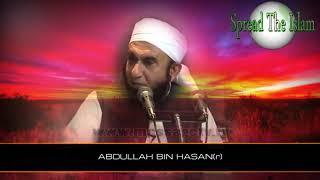 Ahle Bait Naizon Par Karbala Imam Hussain Shahadat Waqia Pathar Dil Bi RoParay Maulana Tariq Jameel