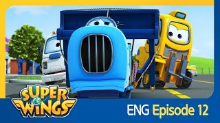 [Superwings] EP 12 - Cold Feet(ENG)