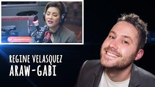 Regine Velasquez Alcasid performs Araw Gabi LIVE on Wish 107.5 Bus REACTION