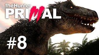The Hunter Primal | Max vanator de dinozauri | Episodul 8