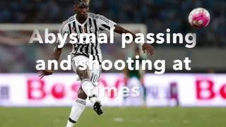Why Pogba is overrated?!