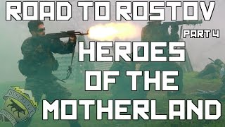 Milsim West Road to Rostov Part 4: Heroes of the Motherland (40 Hour Airsoft Milsim)