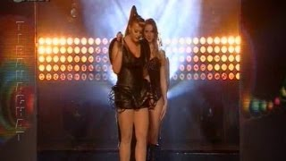 X Factor Albania - Celebrity Guest - Big Mama