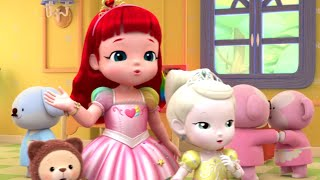 Rainbow Ruby - aDRESSing The Problem - Full Episode 🌈 Toys and Songs 🎵