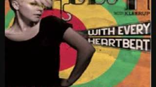 Robyn - With Every Heart Beat ( Tong & Spoon Wonderland Remi