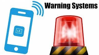 [DIY] Turn Mobile Phone into a EARLY Warning System