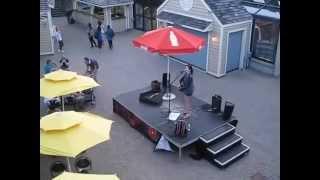Walkathon St Catharines - Niagara Falls Major Nourhaghighi 3 سرگرد نورحقیقی راهپیمائی ورزشی بین شهری