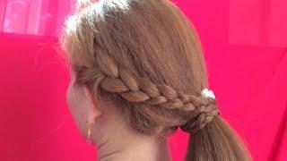 ถักเปียสวยๆ แบบง่ายๆ : Cute and Easy Braid |- Beauty Star [Official] HD
