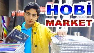 Hobi Market Alışveriş | Oyuncak Butiğim