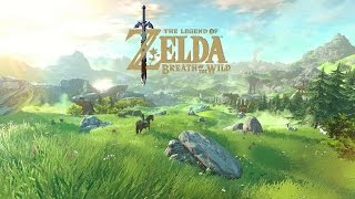 Zelda: Breath of the Wild -- Now where the hell is that Master Sword ...