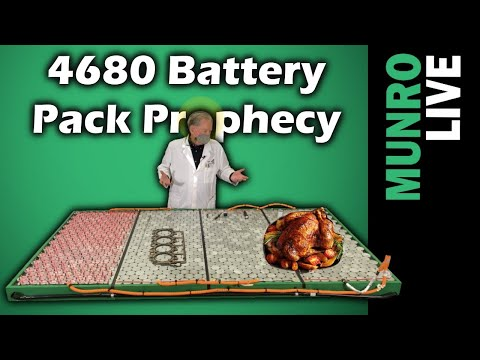 Tesla 4680 Battery Pack Prophecy
