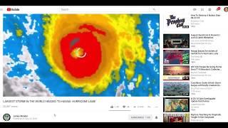 HURRICANE LANE RAGING IN HAWAII, Floods, MISSIONS & BOB BARBER, NEWS!