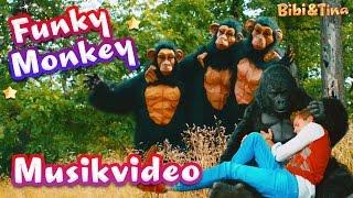 Bibi & Tina 3 - FUNKY MONKEY und ich seh Affen - Offizielles MUSIKVIDEO