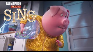Sing Special Edition - Gunter Babysits Pt 2- Own it now on Digital HD. 3/21 on Blu-ray