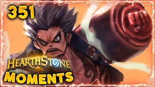 When u get totally Destroyed..! | Hearthstone Daily Moments Ep. 351 (Funny and Lucky Moments)