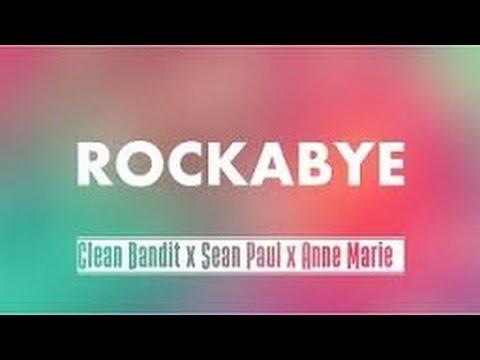 Rockabye Clean Bandit Lyric Video